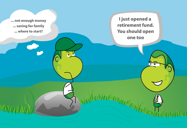 Are you making retirement saving excuses?
