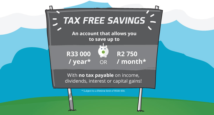 Invest in a Tax Free Savings Account with Beanstalk