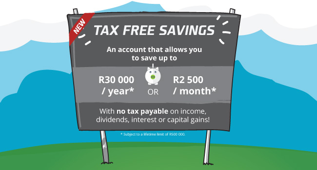 Tax Free Savings Account from Investec and Beanstalk