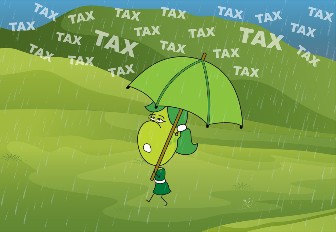 Why pay more tax if you can save instead?