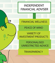 The benefits of independent financial advice